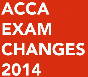 Exam Structure Changes 2014-2015