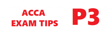 ACCA P3 Exam Tips June 2016 Session