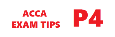 ACCA P4 Exam Tips March 2016