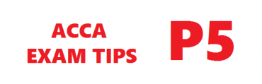 ACCA P5 Exam Tips March 2017