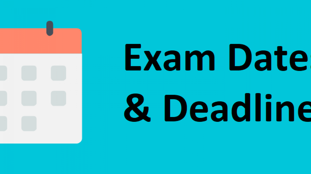 ACCA March 2019 Exam Dates and Deadlines – ACCAExamTips net