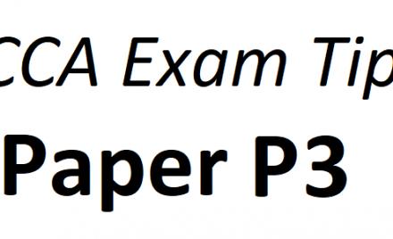 ACCA F1, F2, F3 Exam Tips – ACCAExamTips net