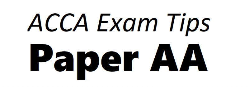 ACCA Exam Tips - ACCAExamTips net