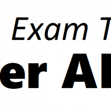ACCA AFM Exam Tips June 2019