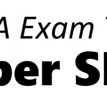 ACCA SBR Exam Tips June 2019
