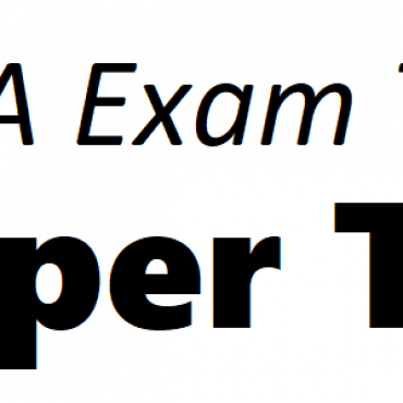 ACCA TX Exam Tips June 2019